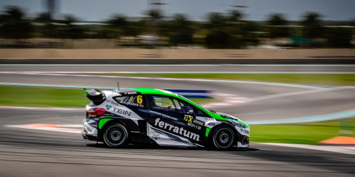 Ferratum sponsor FIA World Rallycross WRX